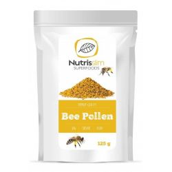 Pudra ecologica de polen de albine 125g Nutrisslim