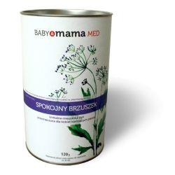 Ceai BIO de plante Burtica Fericita, BabyMama Med
