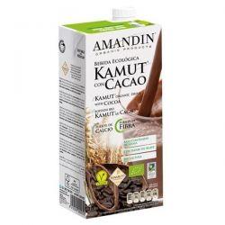 Bautura vegetala de Kamut cu Cacao bio x 1000ml Amandin