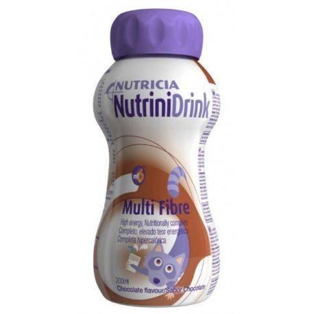 NutriniDrink Multi Fibre Ciocolata x 200ml Nutricia