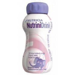 NutriniDrink Multi Fibre Capsuni x 200ml Nutricia