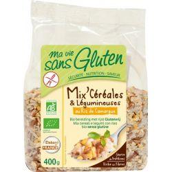 Mix cereale orez de Camargue fara gluten bio x 400g Ma vie sans gluten