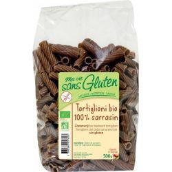 Tortiglioni din hrisca 100% fara gluten bio x 500g Ma vie sans gluten
