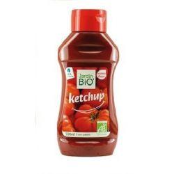 Ketchup bio x 500ml JardinBio