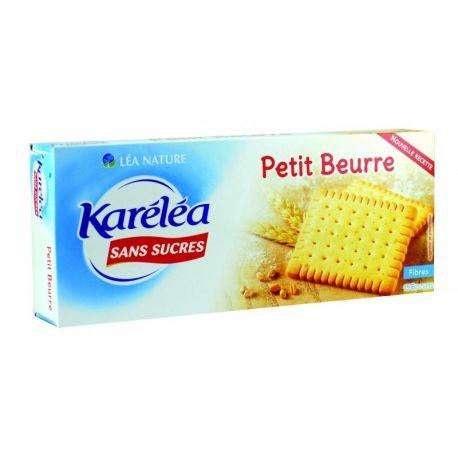 Biscuiti cu unt fara zahar x 150g Karelea