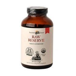 Bautura din iarba de grau Raw Probiotic x 30 portii Amazing Grass