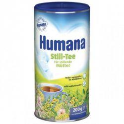 Ceai stimularea lactatiei pentru mamici x 200g Humana