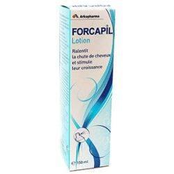 Lotiune impotriva caderii parului x150ml Forcapil