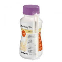 Nutricomp Drink Plus x 200ml BBraun