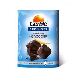 Glucoregul Madlene cu cacao fara zahar x 196g Gerble