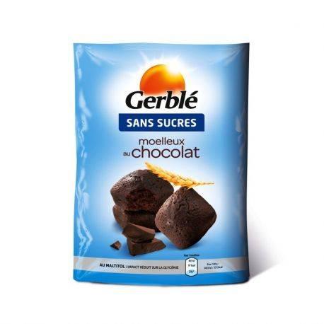 Madlene cu cacao fara zahar x196g Gerble
