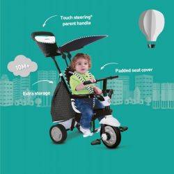 Smart-Trike Glow 4 in 1 Black& white