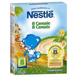 Cereale Nestle 8 cereale bifidus x 250g