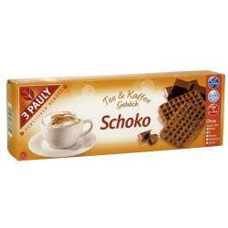 Biscuitei pentru Ceai si Cafea cu Ciocolata Fara Gluten si Lactoza x 125g - 3Pauly