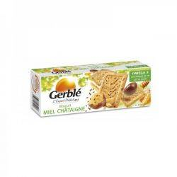 Gerble Expert Dietetic Biscuiti Miere-Castane-In x 200g
