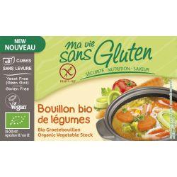 Concentrat supa de legume bio x 72g Ma vie sans gluten