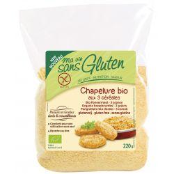 Pesmet din 3 cereale bio x 220g Ma vie sans gluten
