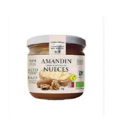 Crema de nuci bio fara gluten x 330g Amandin