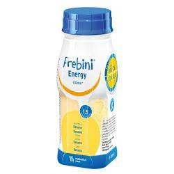 Frebini energy drink banane 4x200ml Fresenius Kabi