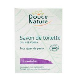 Sapun de toaleta cu lavanda x 100g Douce Nature