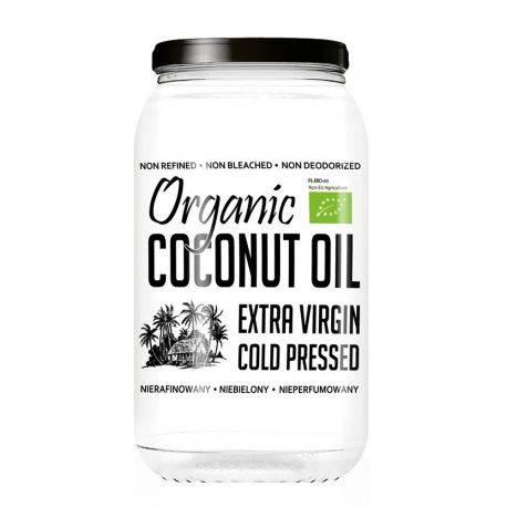 Ulei de cocos virgin bio x 1000ml Diet Food