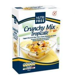 Crunchy Mix Tropicale Fulgi de cereale Tropical x 375g Nutrifree