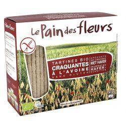 Le pain des fleurs Tartine crocante cu ovaz x 150g