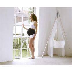 Centura suport pentru perioda prenatala Negru Cantaloop