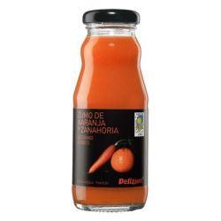 Suc Eco de morcovi si portocale x 200ml Delizum