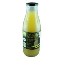 Suc Eco de ananas si aloe vera x 750ml Delizum