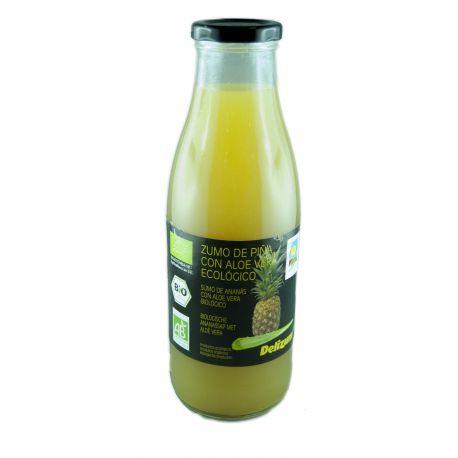 DZ807 Delizum-ECO Suc de ananas si aloe vera 750ml