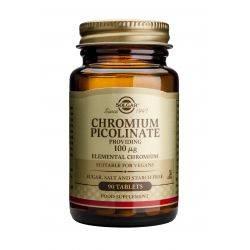 Chromium Picolinate 100mg x 90tb Solgar