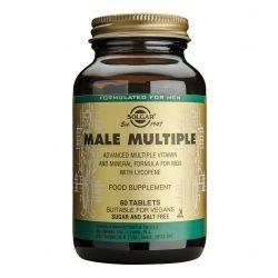Male Multiple x 60 tabs Solgar