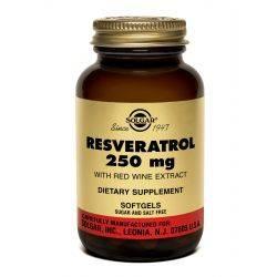 Resveratrol x 30cps Solgar