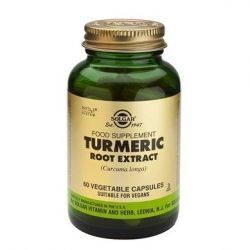 Extract din radacina de Turmeric x 60 caps. Solgar