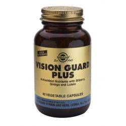 Vision Guard Plus x 60 cap. veg. Solgar