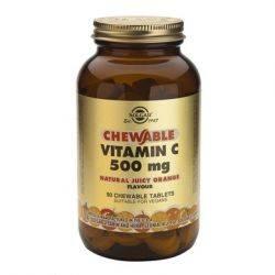 Vitamin C 500mg x 90 tab. Solgar
