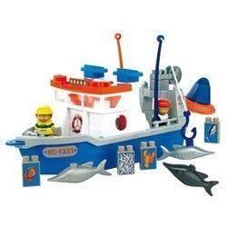 Barca de Pescuit Ecoiffer