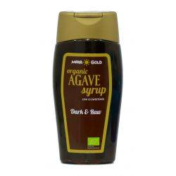 Sirop de Agave Dark&Raw Ecologic/BIO 350g/250ml Maya Gold