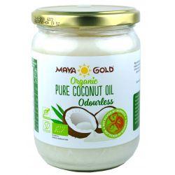 Ulei de Cocos Fara Miros Ecologic/BIO 450g/565ml Maya Gold
