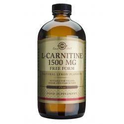 L-Carnitine 1500mg x 473ml Solgar