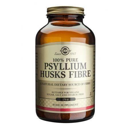 Psyllium Husks Fibre x 170g Solgar