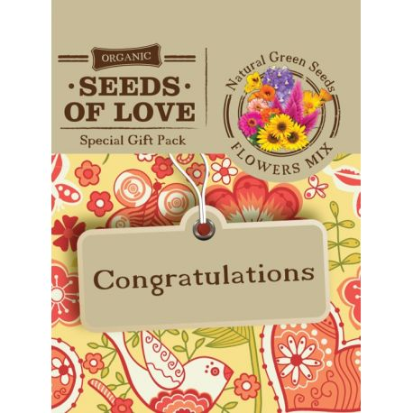 Seeds of love Congratulations 1.7g