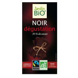 Ciocolata neagra cu 70% cacao x 100g JardinBio