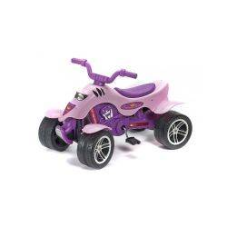 ATV Quad Princess cu Pedale Falk