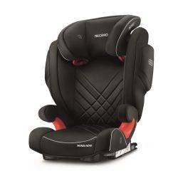 Scaun Auto pentru Copii cu Isofix Monza Nova 2 Performance Black