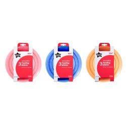 Set farfurii Tommee Tippee Essentials x 3 buc