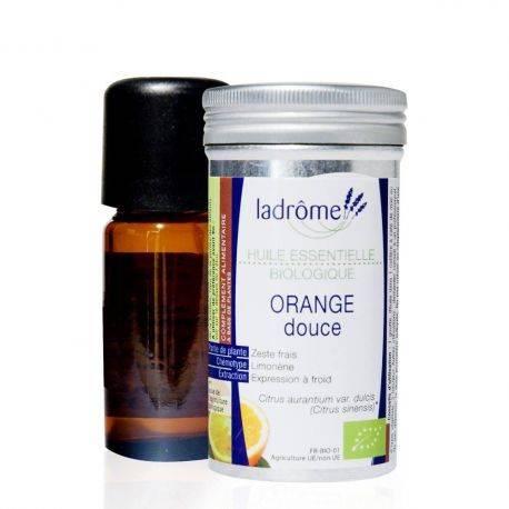 Ulei esential de portocale dulci x 10ml Ladrome