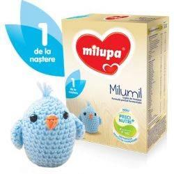 Milupa - Milumil 1 Lapte Praf x 600g