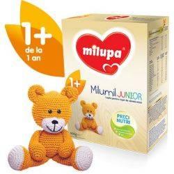 Milupa - Milumil Junior 1+ Lapte Sugari x 600g